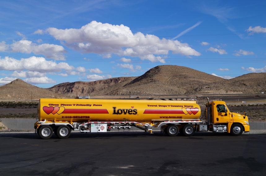 Scrapbook Loves Truck Kristian Laban
