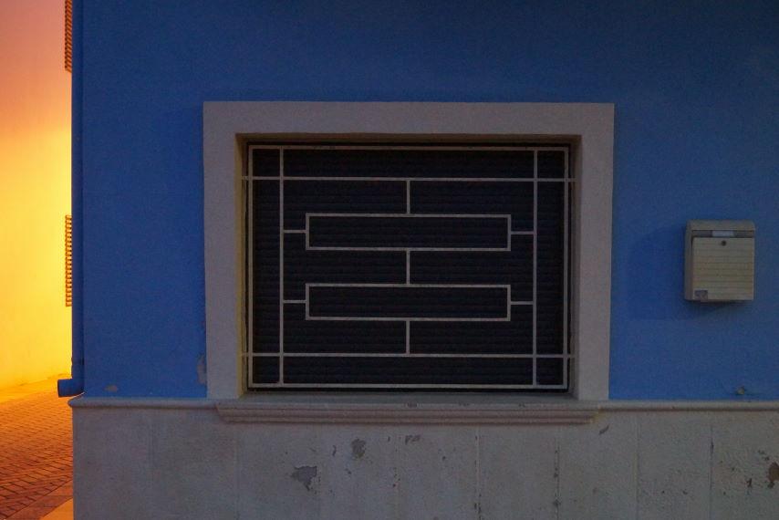 Jávea Xàbia Window Photo by Kristian Laban