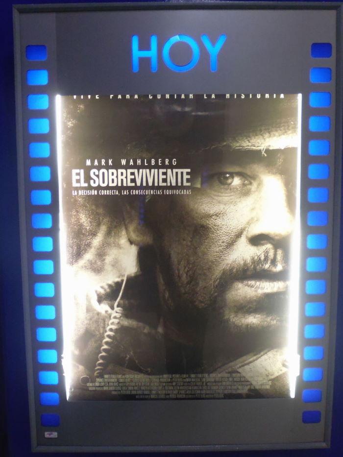Medellín Cine Santa Fe Lone Survivor