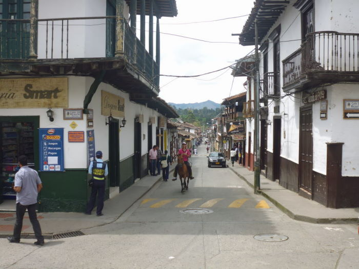 El Retiro Antioquia Streetview