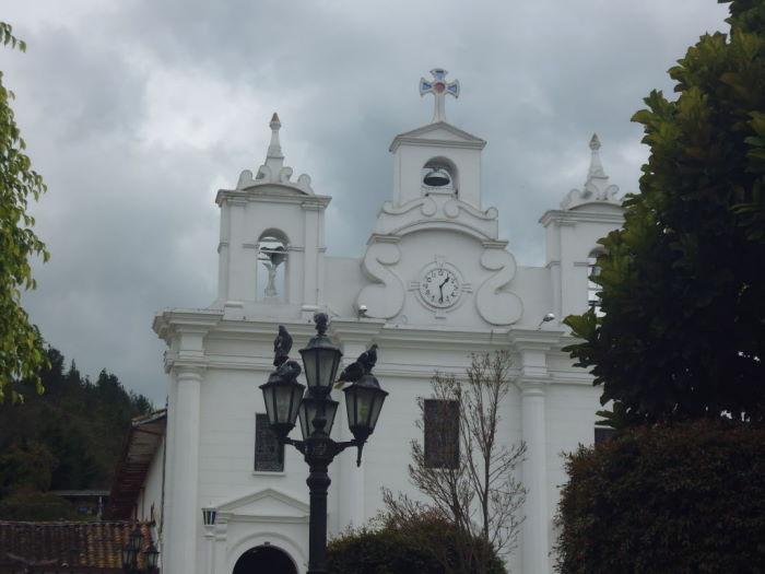 El Retiro Antioquia Church