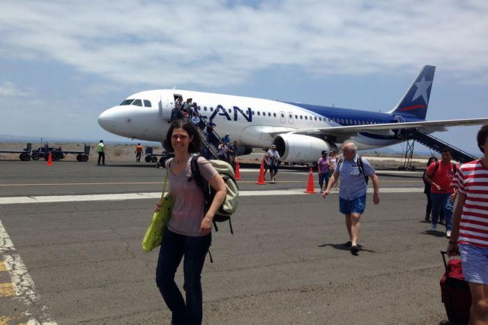 Galápagos Baltra Airport Transfer