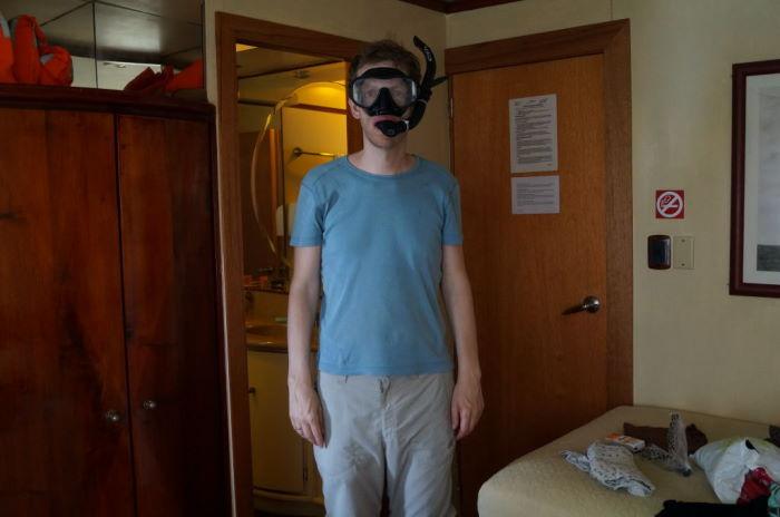 Galápagos Crucero Isla Lobos Snorkeling