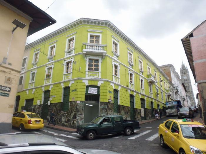 Ecuador Quito Centro Histórico