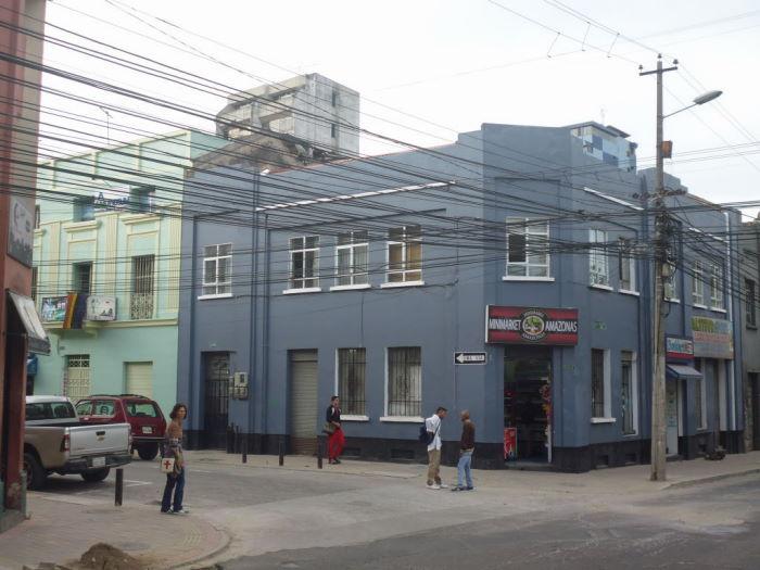 Quito - La Mariscal Airbnb Irene y Gerado