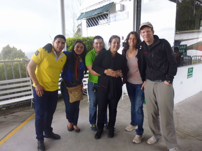 Quito, Teleférico