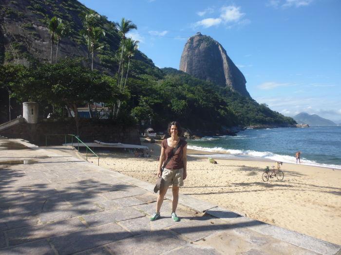 Pao de Açúcar. Rio de Janeiro, Zuckerhut, Seilbahn