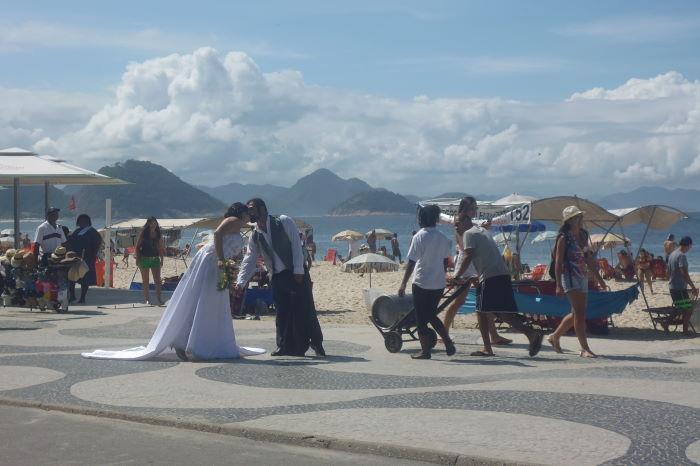 Rio de janeiro Wedding Copacabana
