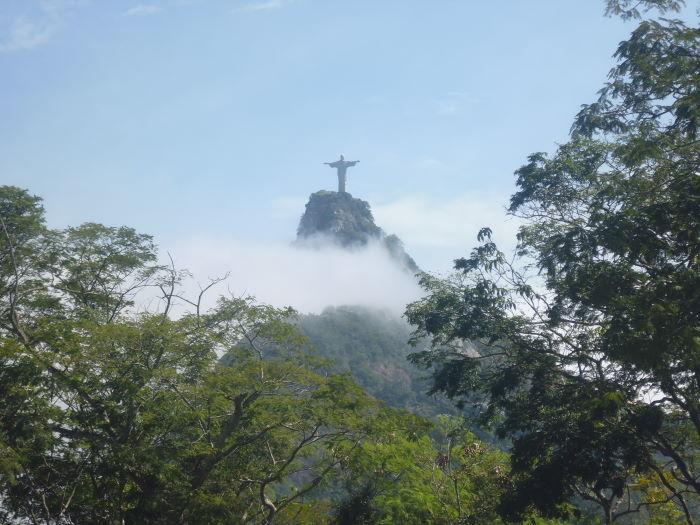 Rio de Janeiro – Corcovado Cristo Redentor