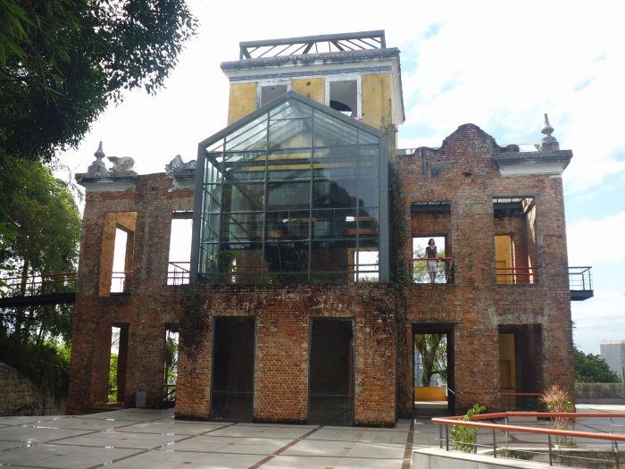 Rio de Janeiro – Santa Teresa - Parque das Ruinas