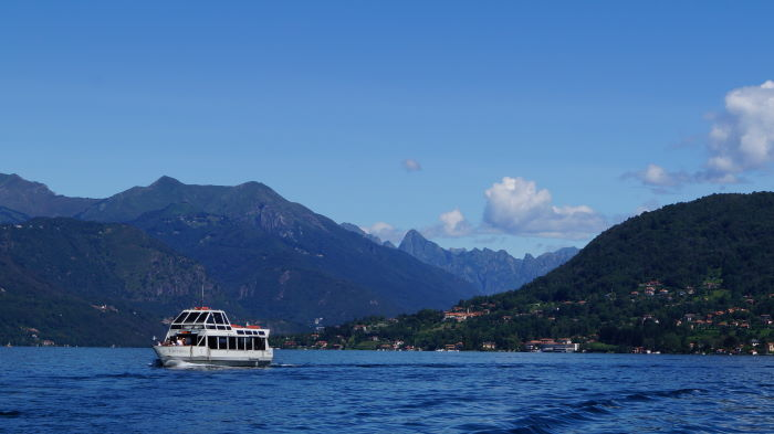 Lago d'Orta Isola di San Giulio Piemonte, Italy