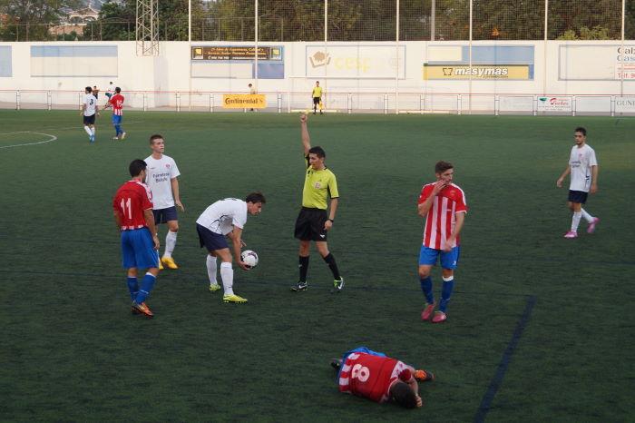 Club Deportivo Jávea amarilla