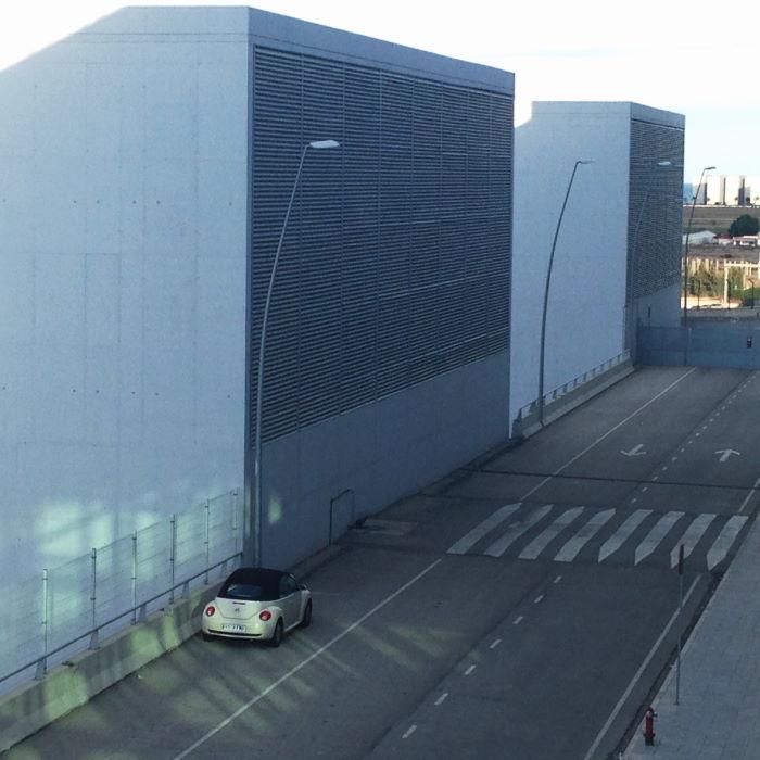 Alicante-Elche Airport Boring Places