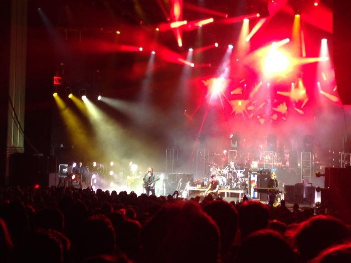 The Cure Concert London Eventim Apollo 2014-12-23