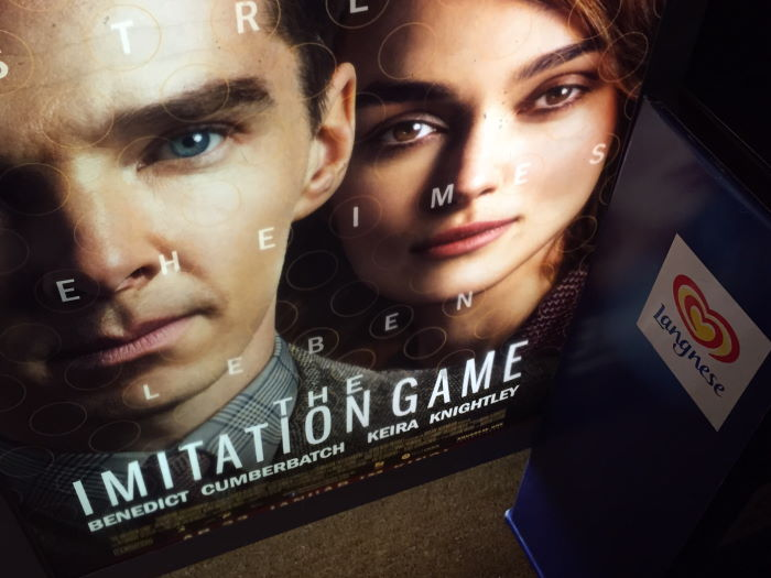 The Imitation Game Filmplakat