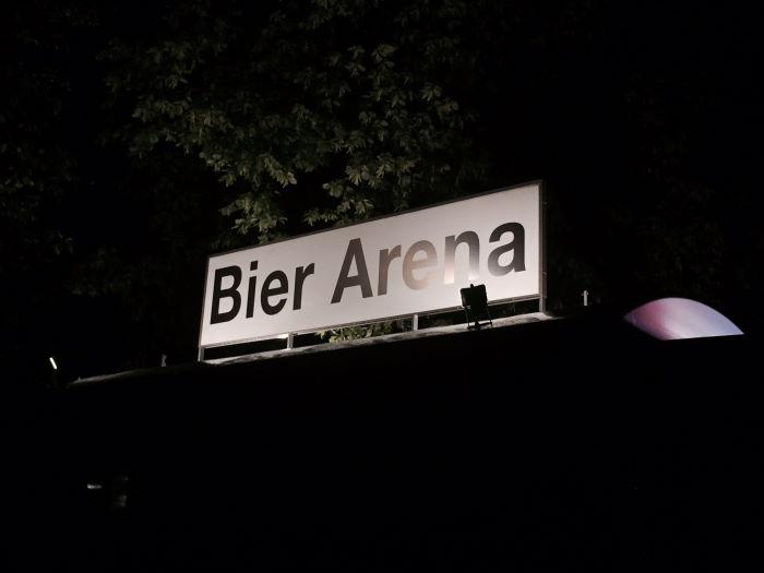 Bier Arena München Olympiastadion AC/DC