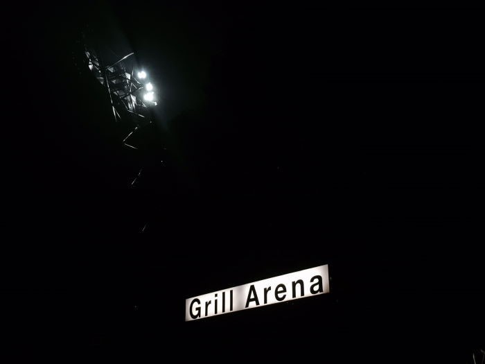 Grill Arena München Olympiastadion AC/DC