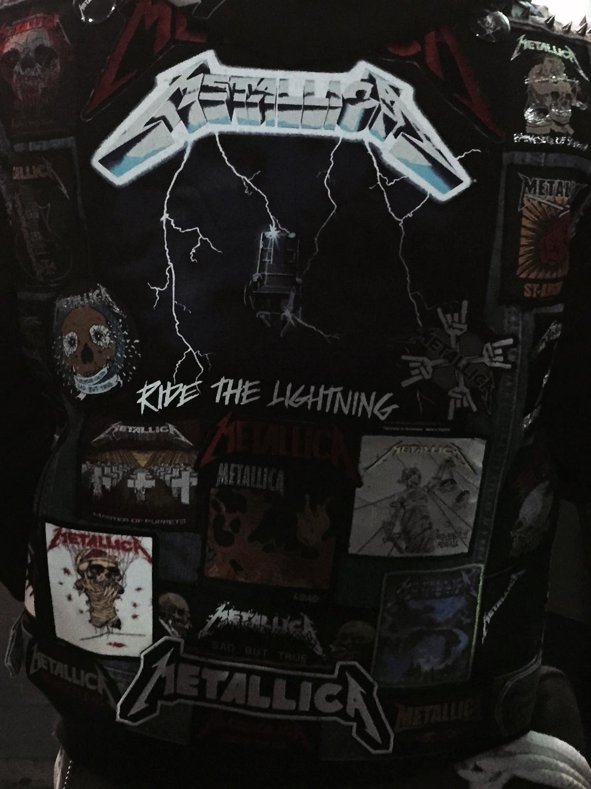 Metallica Kutte