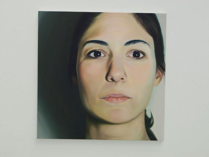 Lara Eckert Künsterlin Portrait