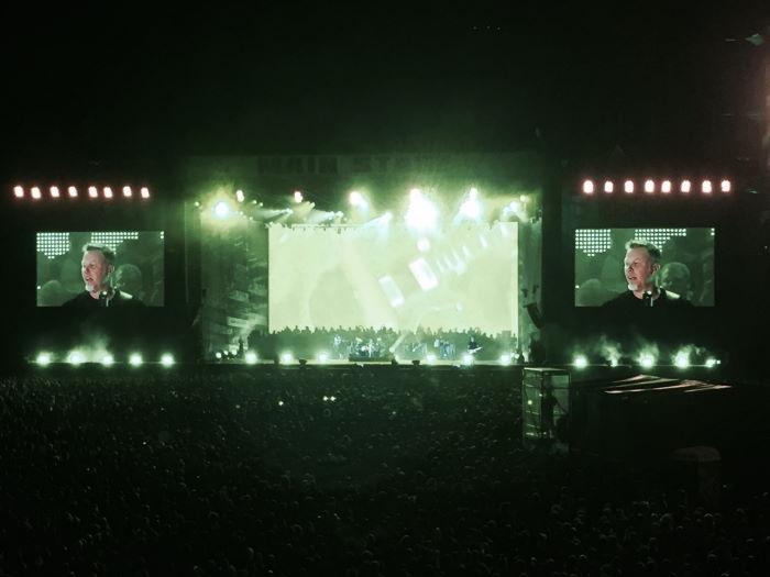 Metallica perform at Rockavaria Munich