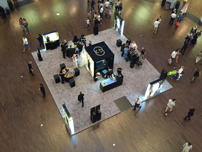 The Dubai Mall People