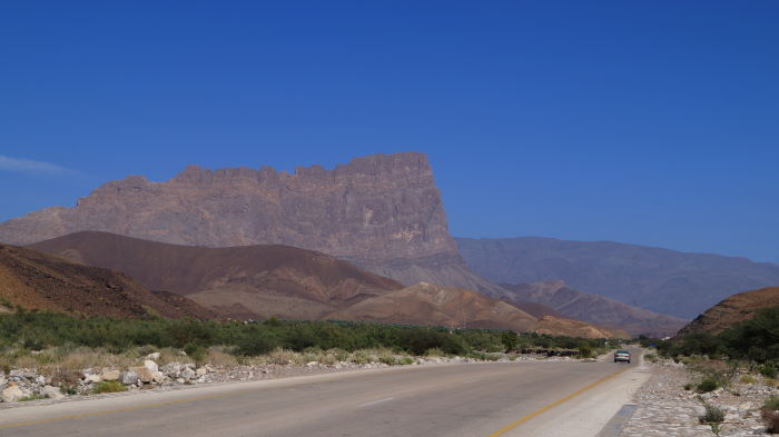 Oman, Ibri to Nizwa