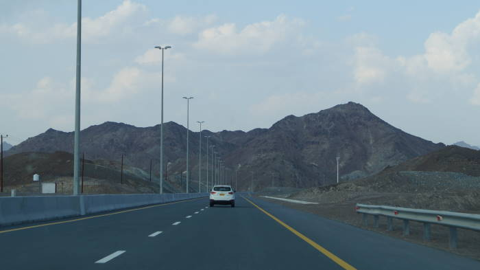 Muscat to Dubai by car 3