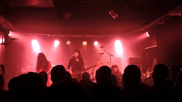 Bo Ningen Munich Strom Live in Concert