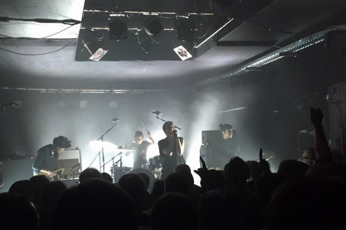 Savages Munich Strom Live in Concert