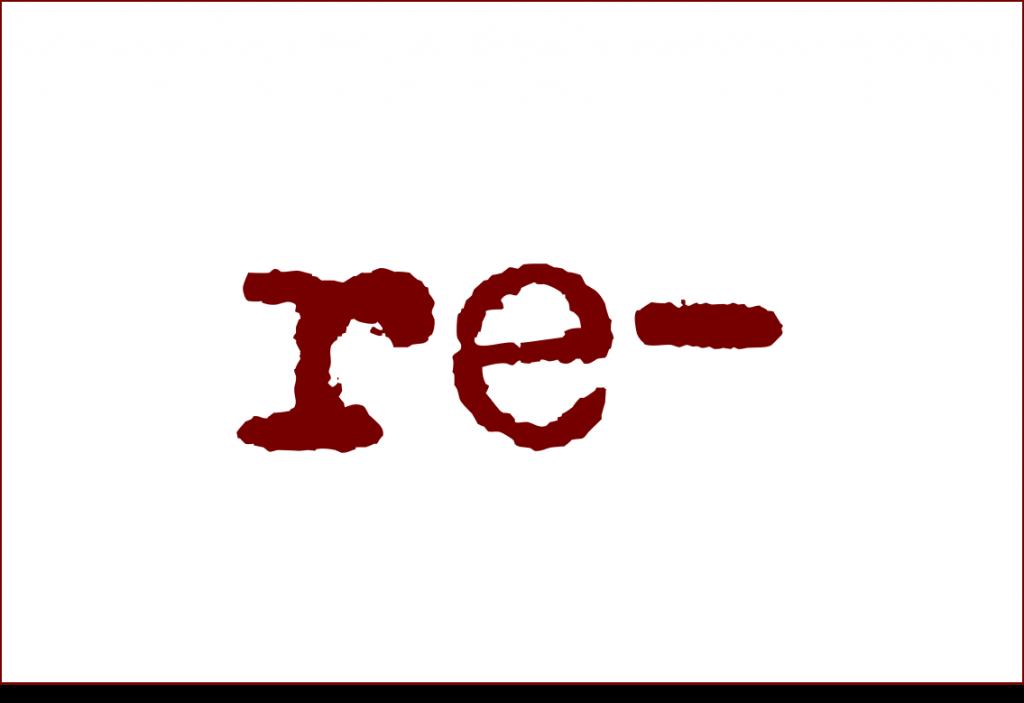 prefix re-