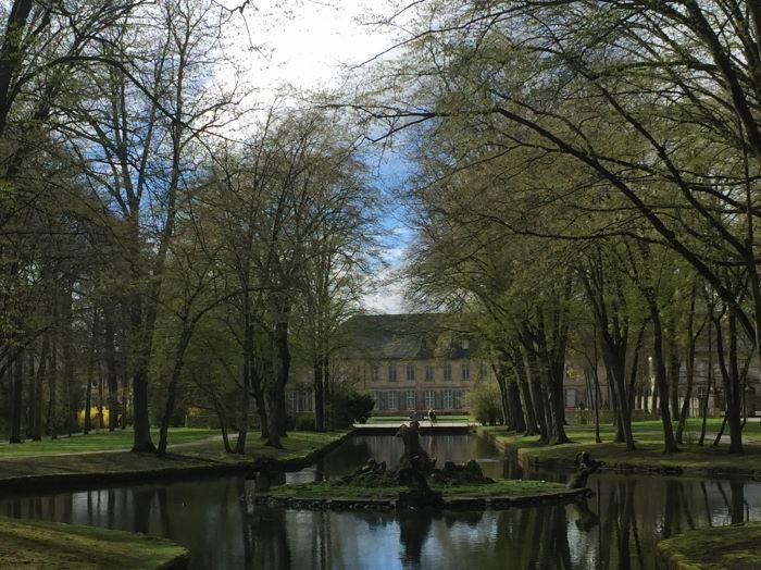 Bayreuth Hofgarten