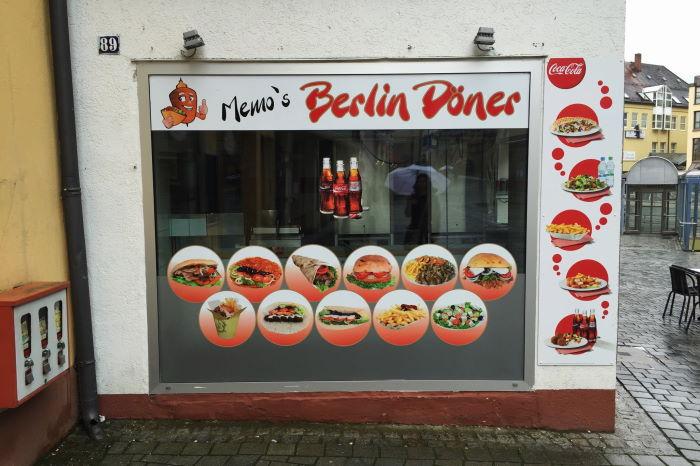 Bayreuth Berlin Döner