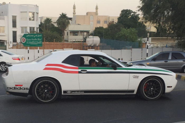 Oman, Muscat, National Day, Car Parade 2