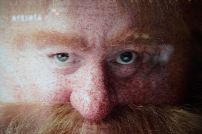 Face Scrapbook Kristian Laban