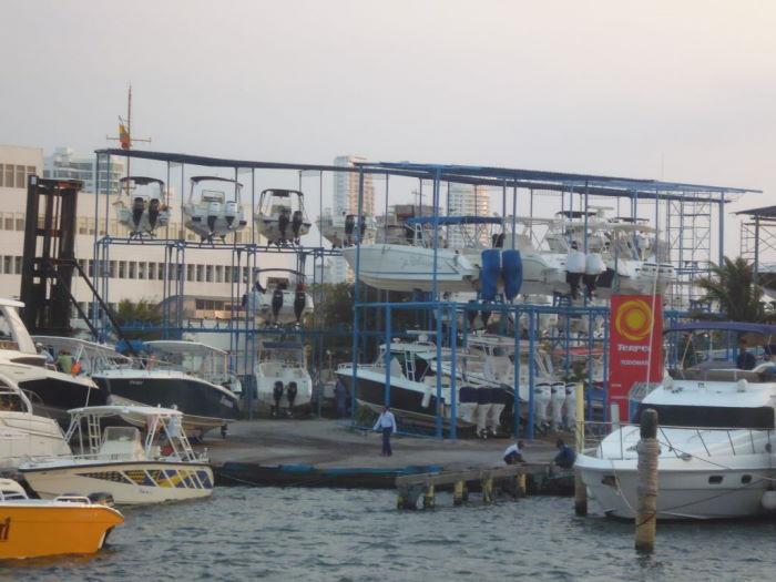 Colombia Cartagena de Indias Yachting