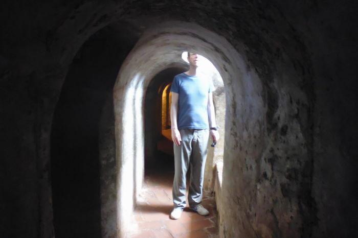 Colombia Cartagena de Indias Castillo San Felipe De Barajas