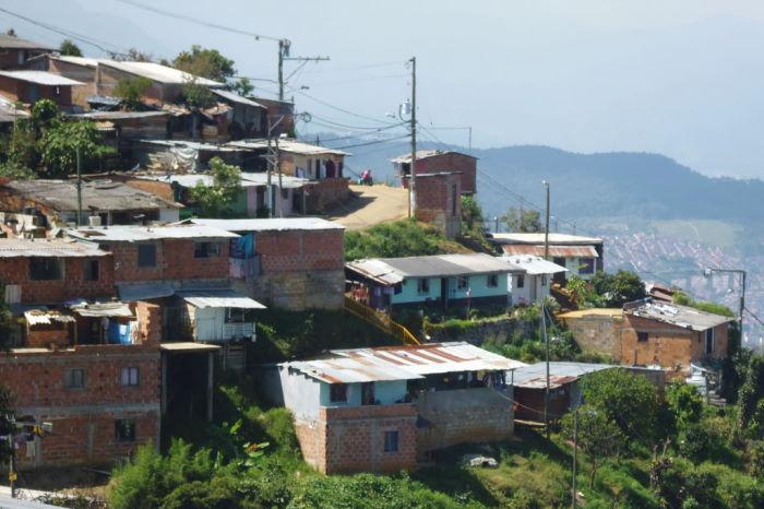 Colombia Medellín La Cruz