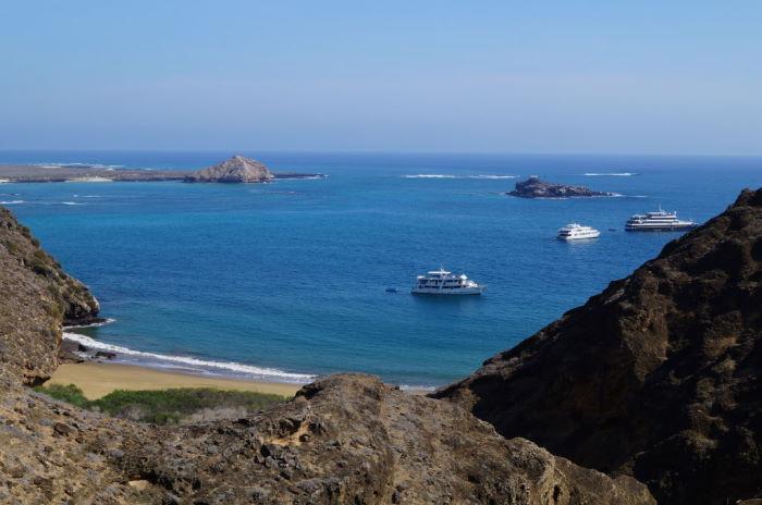 Galápagos Crucero San Cristóbal Punta Pitt