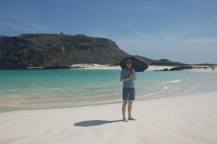 Galápagos Crucero Cerro Bruja Playa