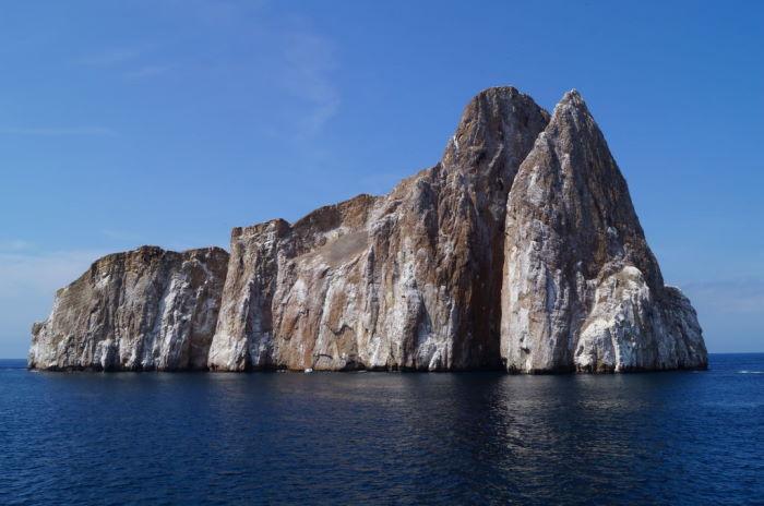 Galápagos Crucero Kicker Rock León Dormido