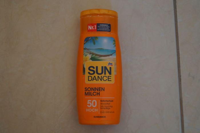 Sund Dance Sonnencreme