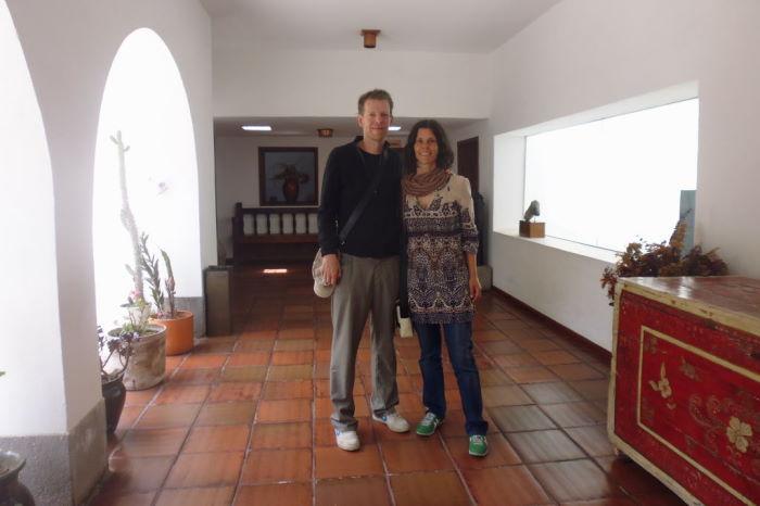 Casa Museo Oswaldo Guayasamín