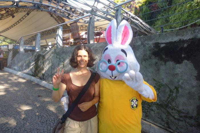 Rio de Janeiro Rabbit