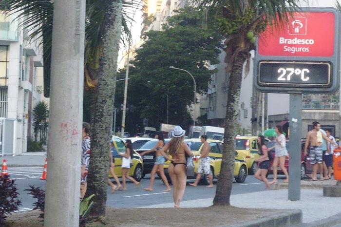 Rio de Janeiro Ipanema Tanga