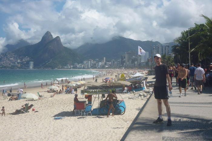 Rio de janeiro Running Ipanema