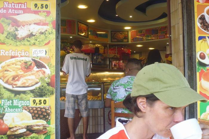 Rio de Janeiro Saftladen