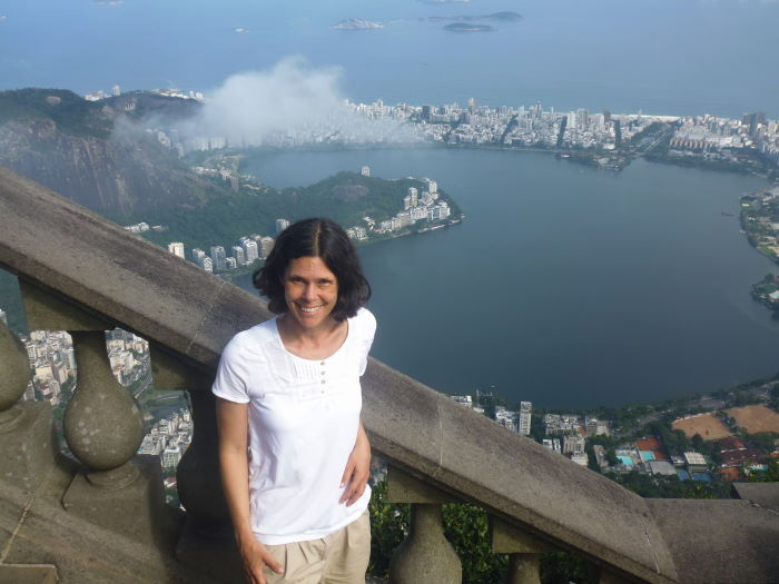 Rio de Janeiro Corcovado, Cristo Redentor