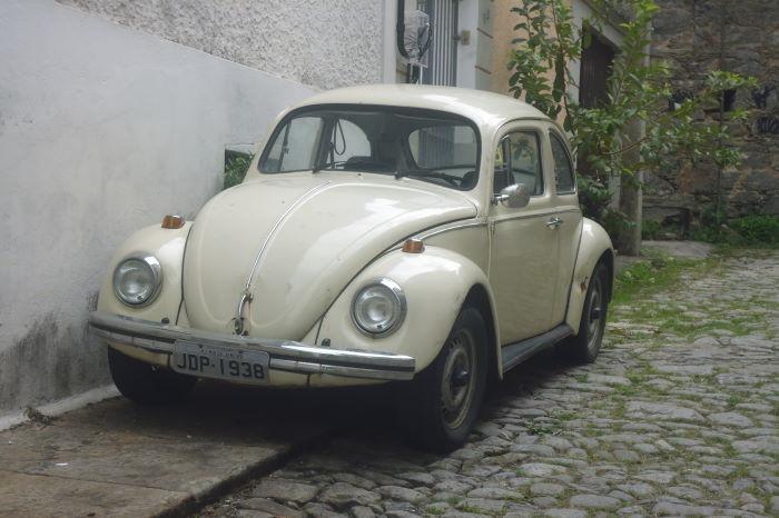 Brazil VW Beetle Rio de Janeiro