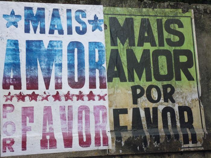 Rio de Janeiro Mais Amor Por Favor