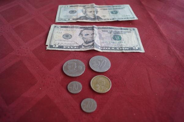 Ecuador La Moneda